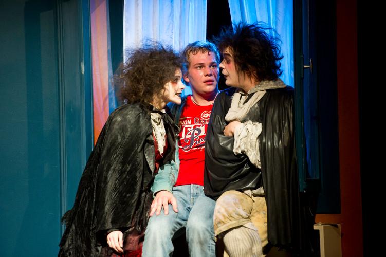 Der kleine Vampir Ernst Deutsch Theater