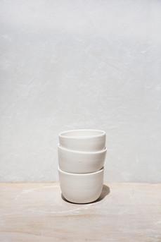 Petits bols porcelaine