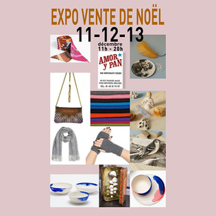 Expo vente de noël
