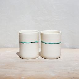 Mug porcelaine.
