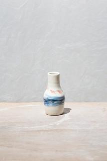 Mini vase porcelaine