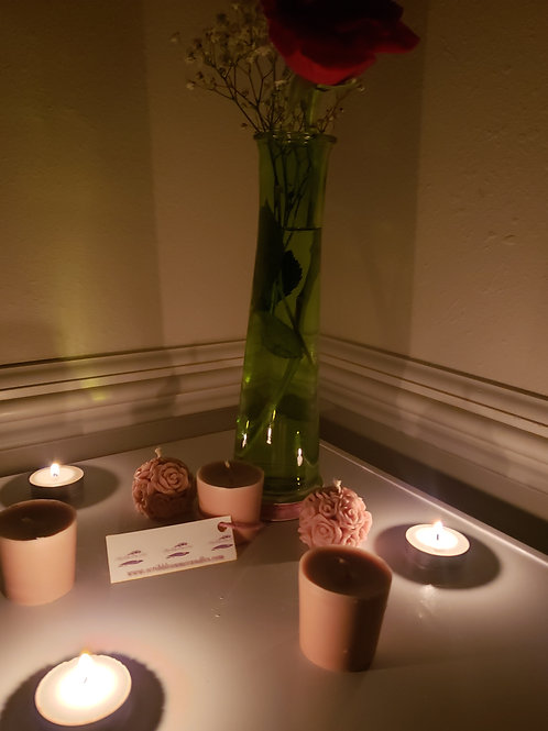 Votive Candles Set