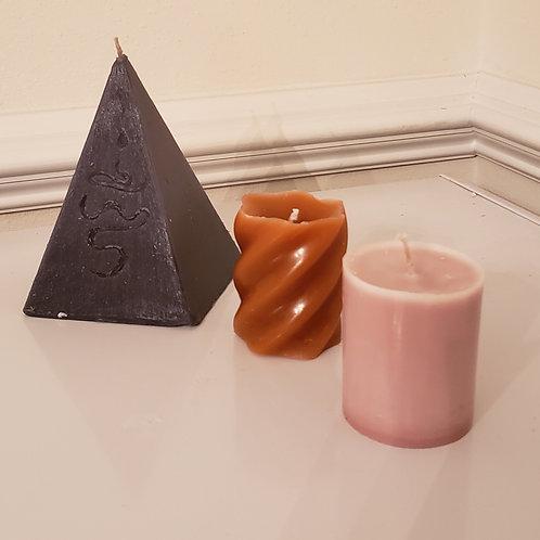 Pillar & Taper Candles