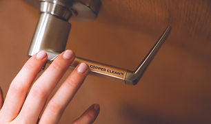 Copper Clean Lever Handle.jpg