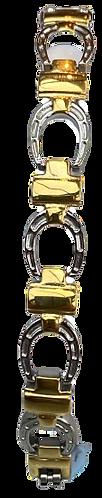 Titanium Bracelets - Single Magnet T79