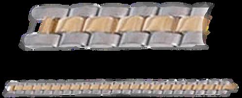 Titanium Bracelets - Single Magnet T81
