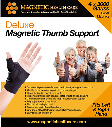 Magnetic Thumb Support
