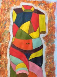 De la couleur,cours de peinture .
