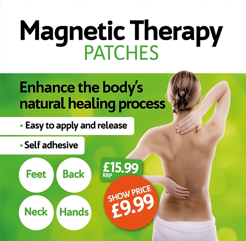 Magnetic Therapy Patches