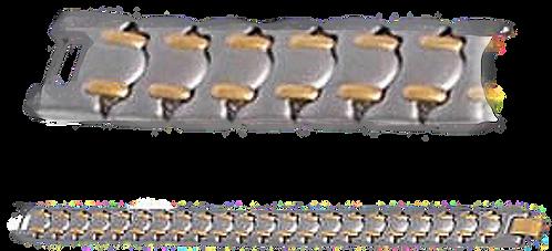 Titinium Bracelets - Single Magnet T82
