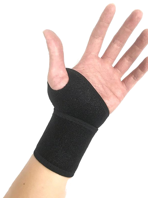 Magnetic Palm & Wrist Wrap