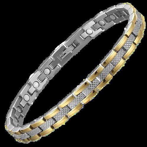 Titanium Bracelets - Single Magnet T75