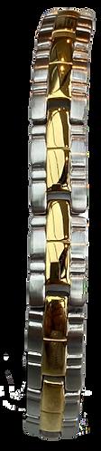 Titanium Bracelets - Single Magnet T78