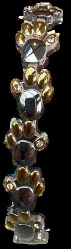 Titanium Bracelets - Single Magnet T77