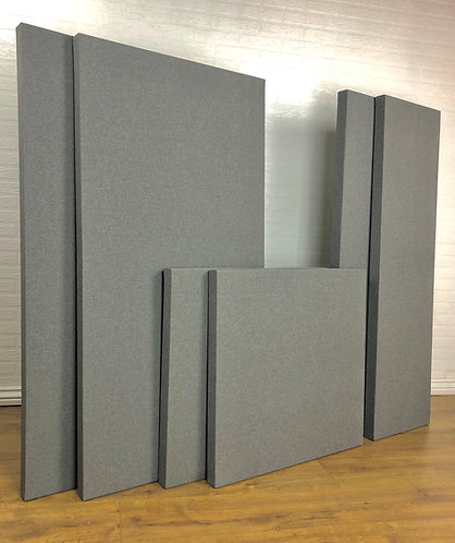 6x Mafia Panels- Acoustic Sound Absorbing Panels- Complete Studio Set!