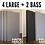 Thumbnail: 4x Large Panels 50mm + 2x Acoustic Bass Traps- 100mm