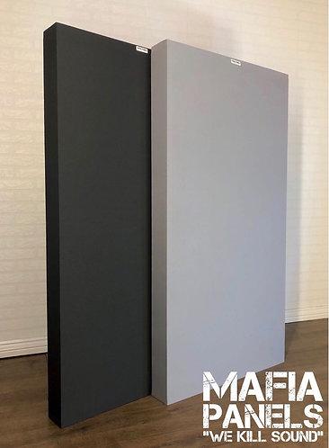 8x Large Panels 50mm + 4x Acoustic Bass Traps- 100mm