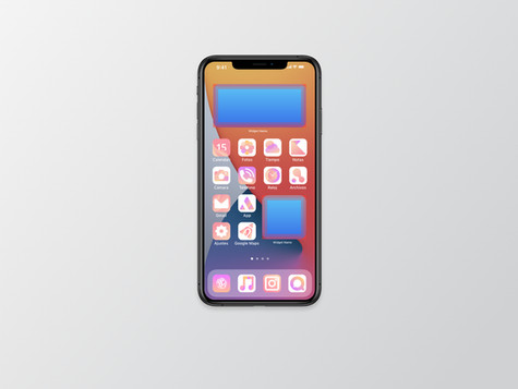 IOS CUSTOM ICONS