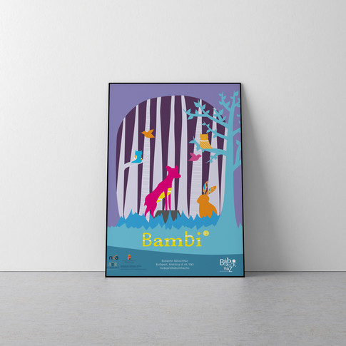BUDAPEST PUPPET THEATER IDENTITY REDESIGN