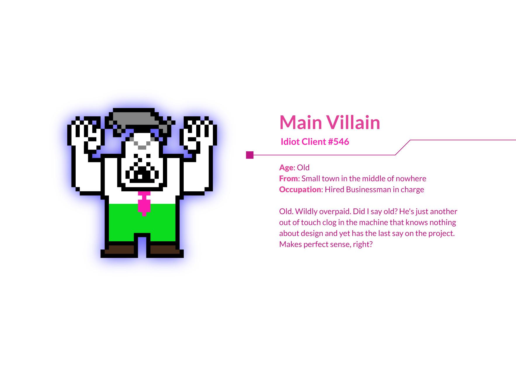 Villano principal