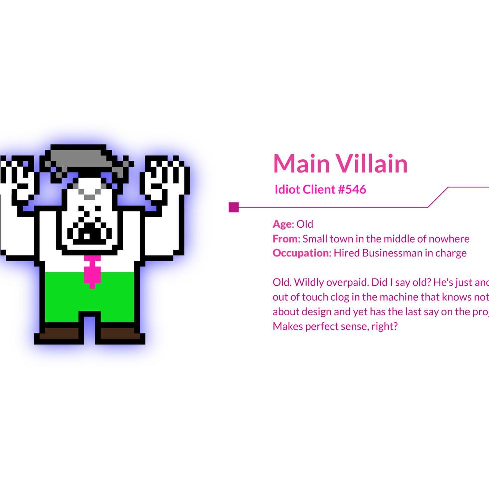 Main Villain