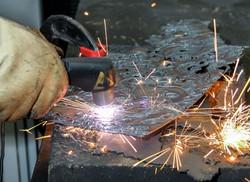 Hand Cutting Steel 2-