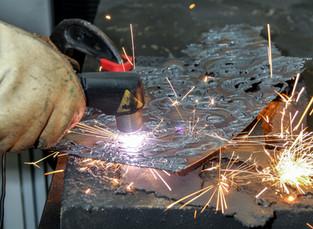 The Magic of Steel in Metal Arts