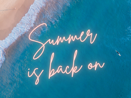 Summer 2021 is back on: Be the talk of the town in 3 easy steps