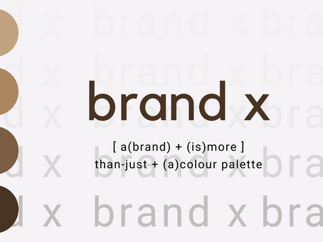 If your brand is just a logo and some colours, you are doing it all wrong