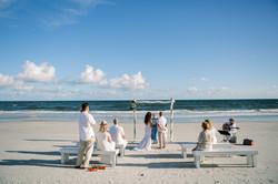 KMI photos couple get married on Oak Island, NC