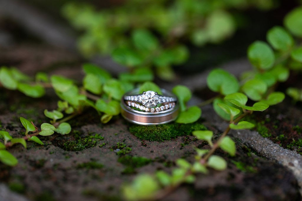 Brittany Butterworth Wedding Rings