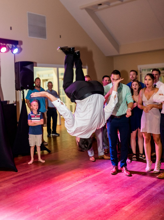 Southport Wedding Couple Dancing Digital Wunderland Blue Satin Bee