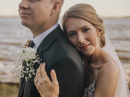 Holly & Ryan's Southport Community Building Wedding