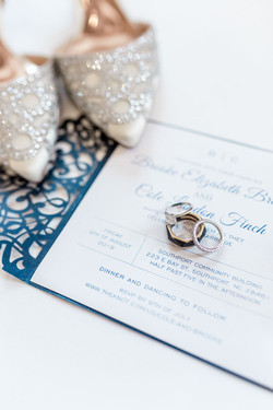 Digital Wunderland and Southport Community Building Wedding in Southport, NC