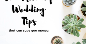 Eco-Friendly Wedding Tips That Can Save Money | Sustainable Wedding Planning | Southport,NC Weddings