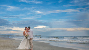 Blue Satin Bee's Top Tips for Beach Weddings | Coastal NC Wedding Planning