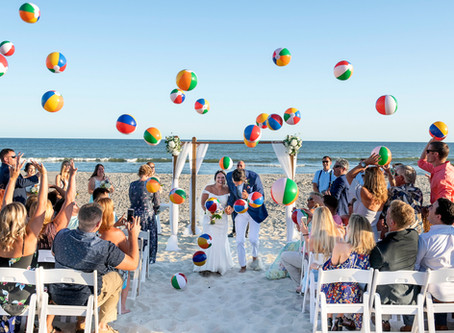 Ashley & Orry's Ocean Isle Beach Wedding