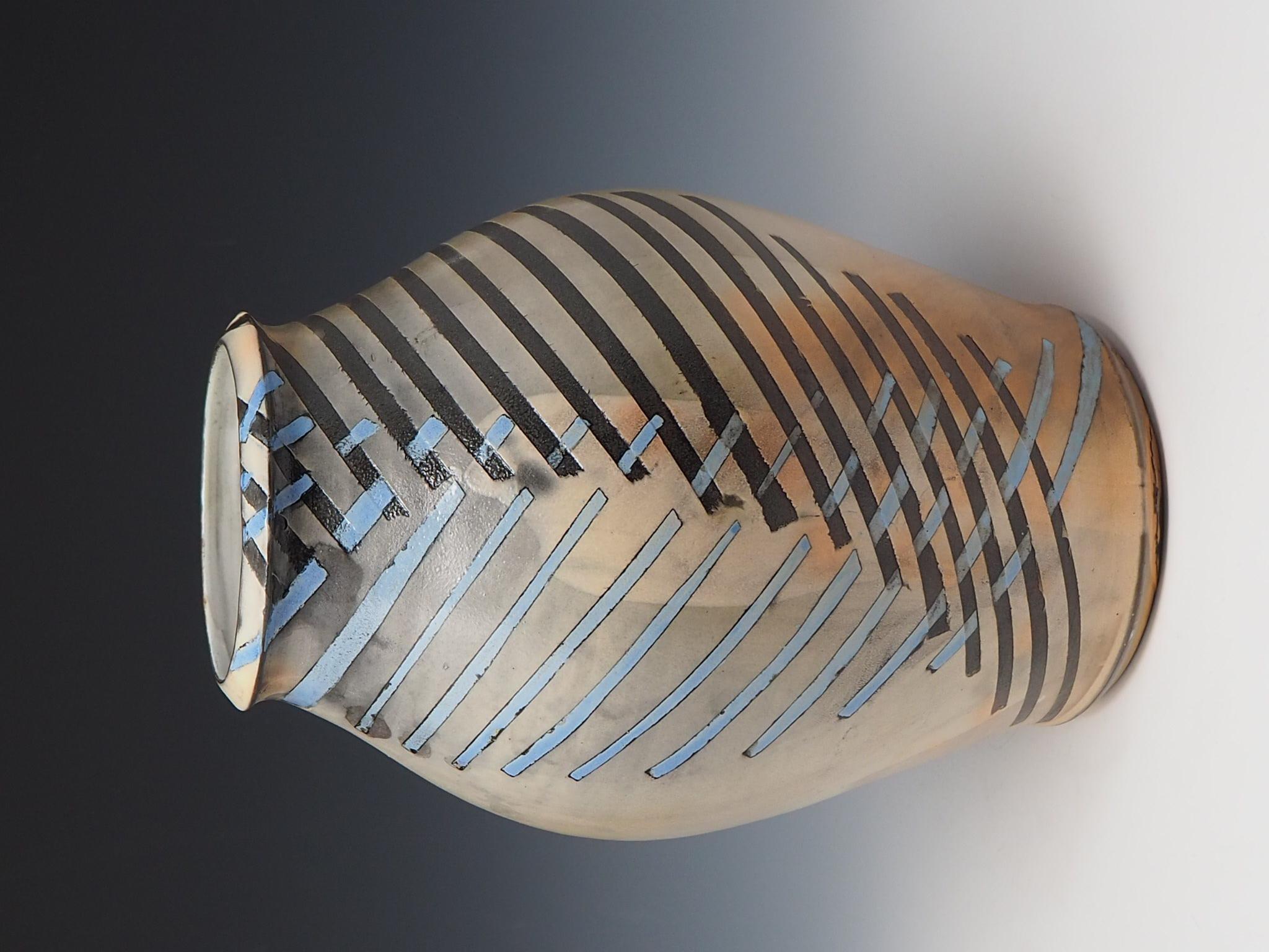 Plain Weave Vase