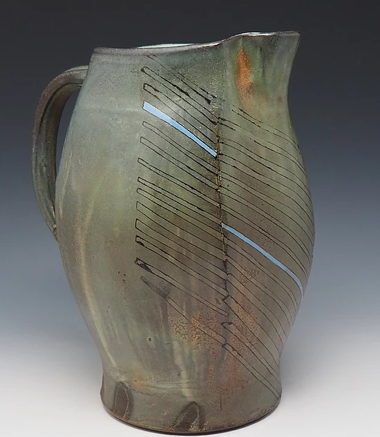Herring Bone Pitcher