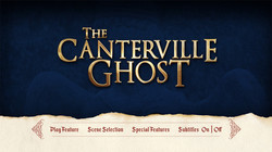 The Canterville Ghost DVD & Blu Ray