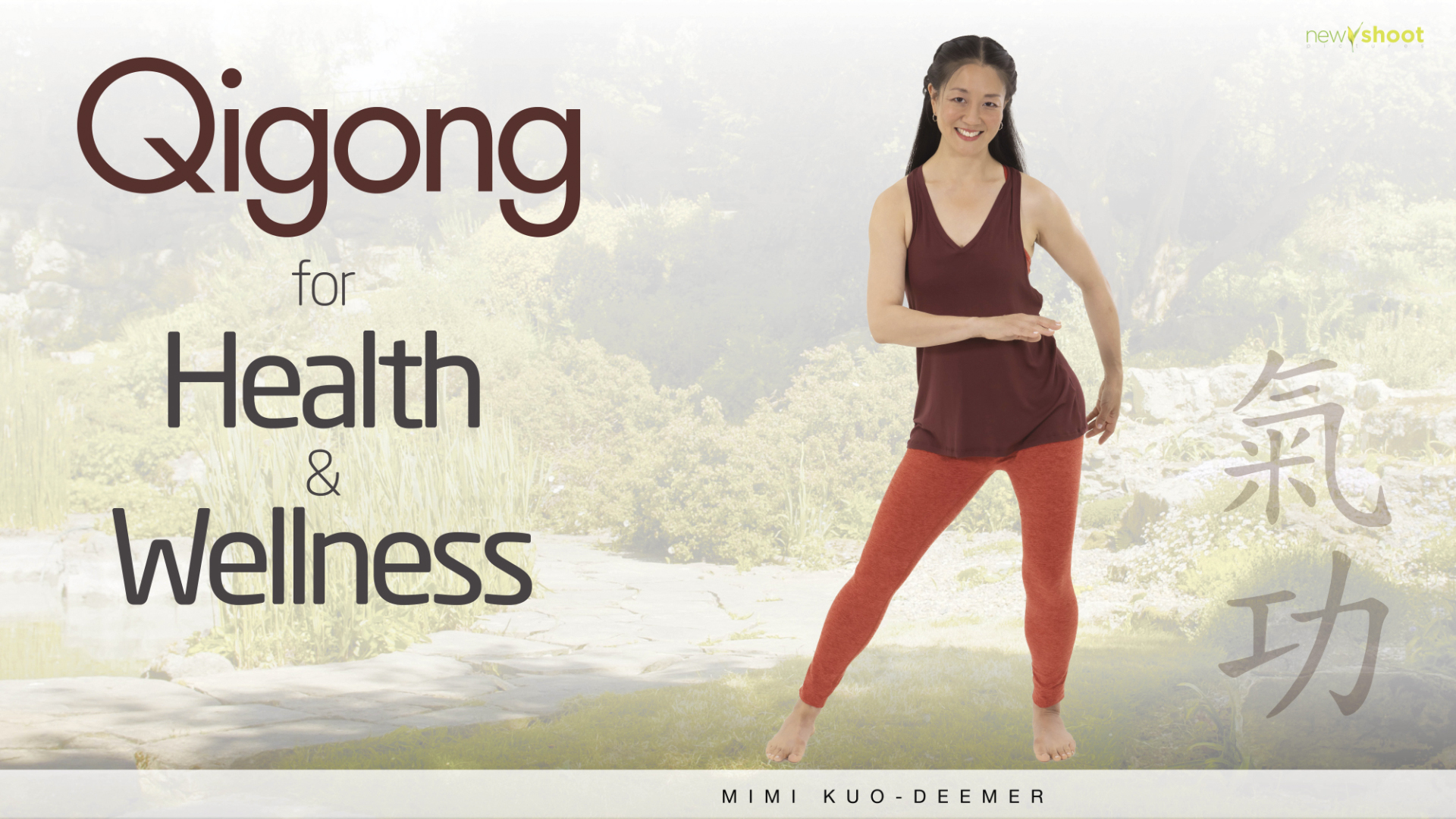 Qigong for Health and Wellness