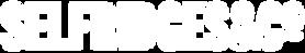 Retail Signage Sefridges Logo