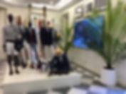 Retail Signage Hackett Videowall