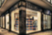 Retail Signage Calvin Klein Digital Signage Boxes
