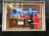 Video Wall Stella McCartney Mosaic Videowall