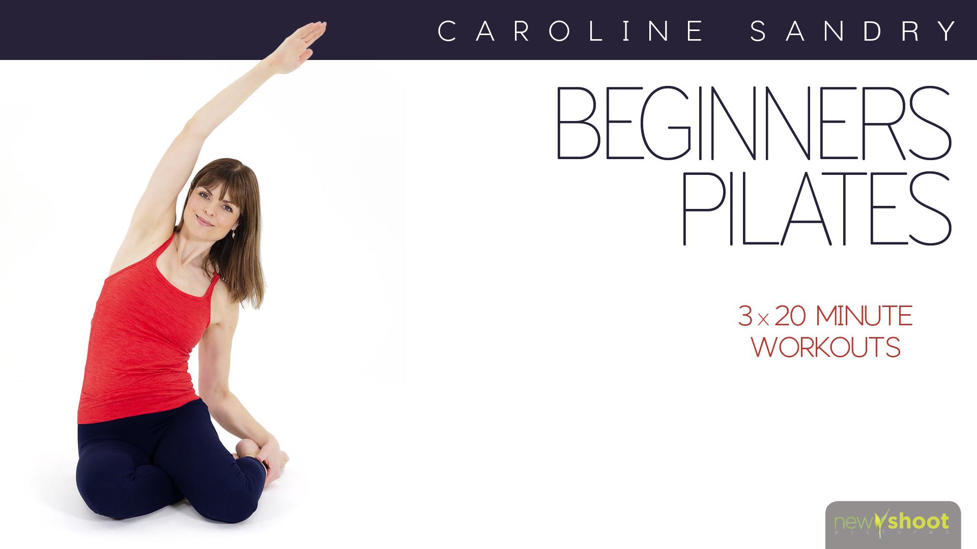Beginners Pilates Caroline Sandry