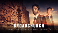 Broadchurch Series 3 DVD and Blu Ray