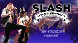 Slash Live DVD and Blu Ray