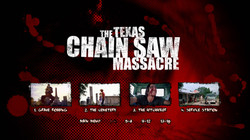 DVD Blu-Ray Texas Chain Saw Massacre