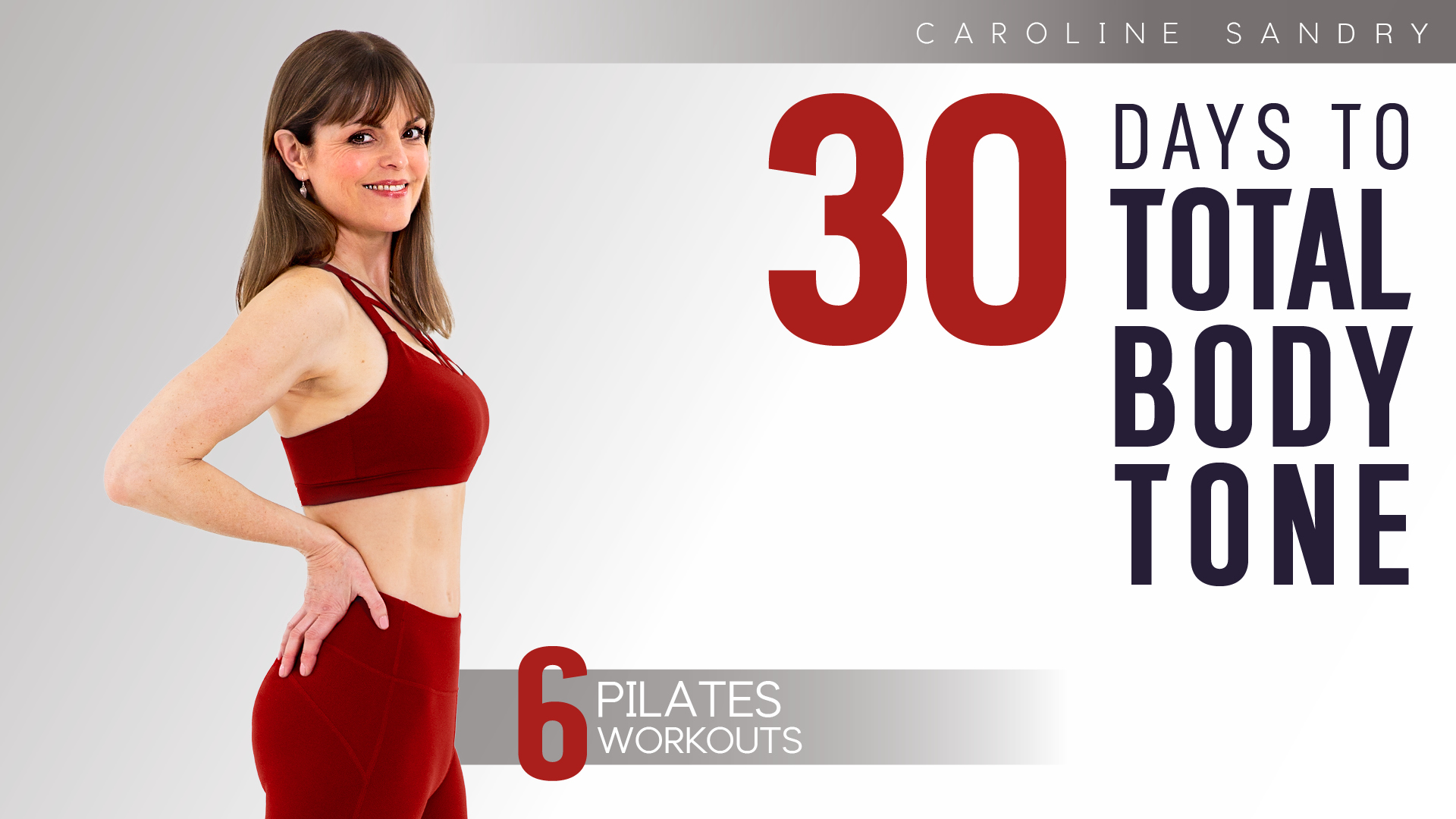 30 Days To Total Body Tone